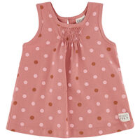 Baby Girls Bess Set -  rust