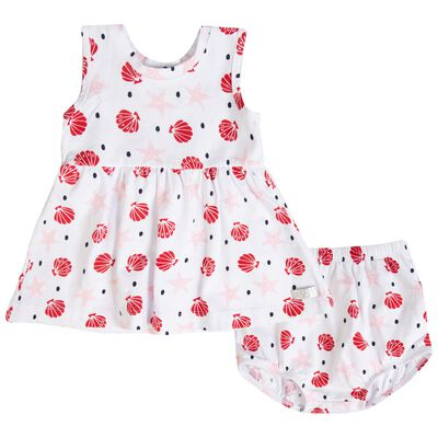 Baby Girls Pansy Set