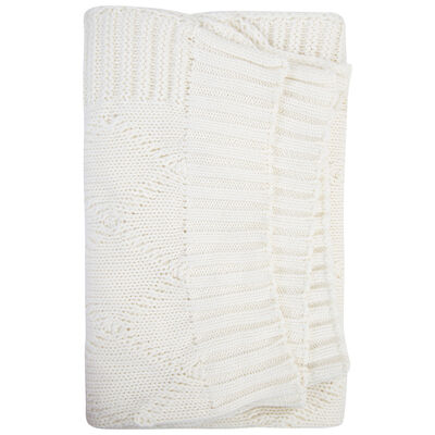 Babies Diamond Heirloom Blanket