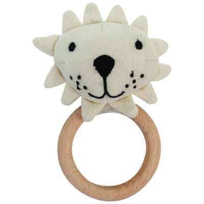 Baby Boys Lion Teether