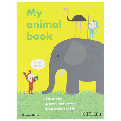 My Animal Book