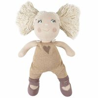 Soft Doll Toy -  lightkhaki