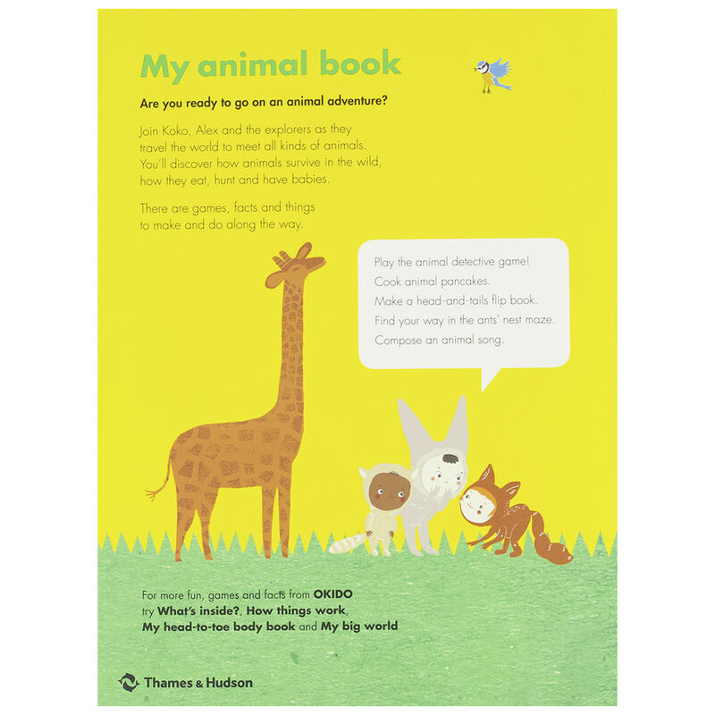 My Animal Book -  assorted
