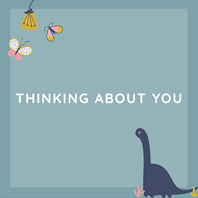 Gift Card - Thinking About You